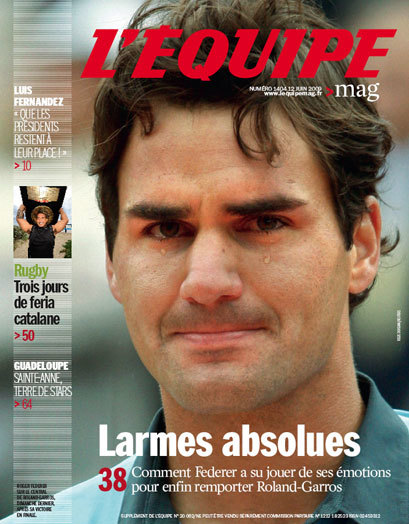 L'Equipe Mag – Covers 2