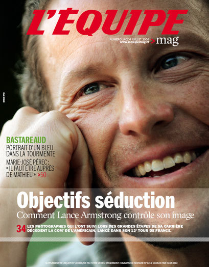 L'Equipe Mag – Covers 1