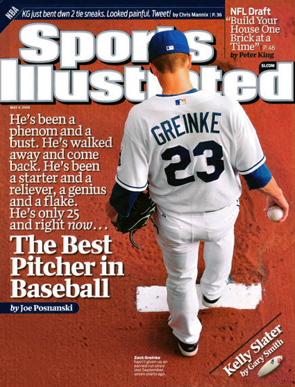 Sports Illustrated Covers, 2008–2010 2