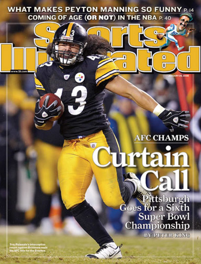 Sports Illustrated covers, 2008–2010 5