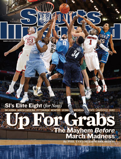 Sports Illustrated Covers, 2008–2010 3
