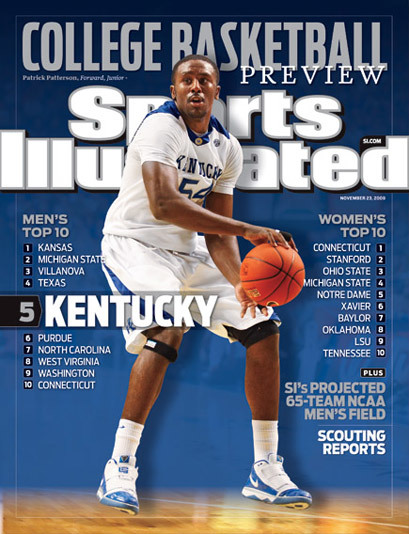 Sports Illustrated covers, 2008–2010 4