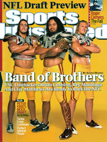 Sports Illustrated covers, 2008–2010 1
