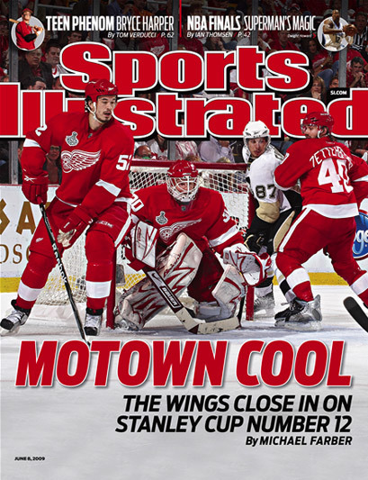 Sports Illustrated covers, 2008–2010 14