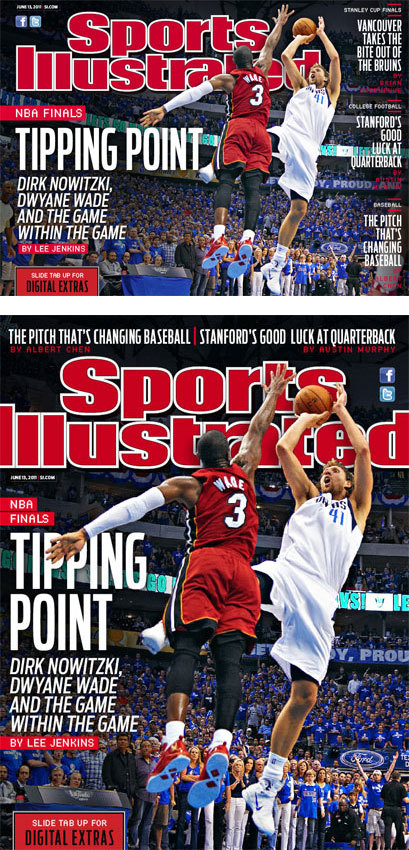 Sports Illustrated Covers, 2008–2010 15