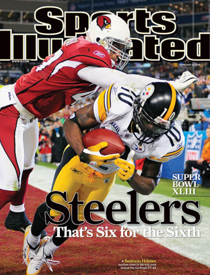 Sports Illustrated covers, 2008–2010 9