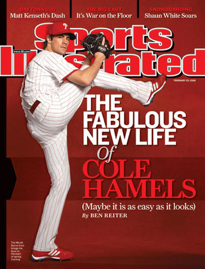 Sports Illustrated covers, 2008–2010 7