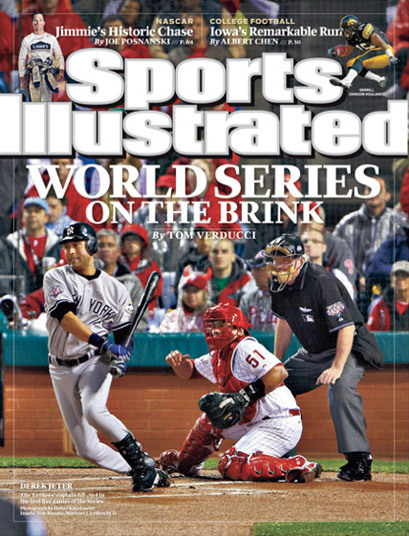 Sports Illustrated covers, 2008–2010 10