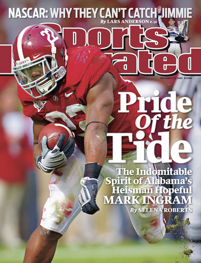 Sports Illustrated covers, 2008–2010 17
