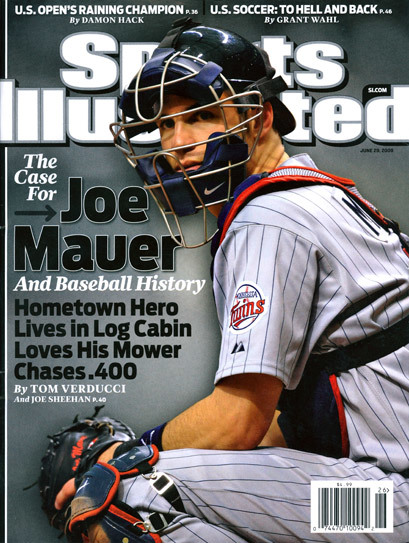 Sports Illustrated Covers, 2008–2010 18