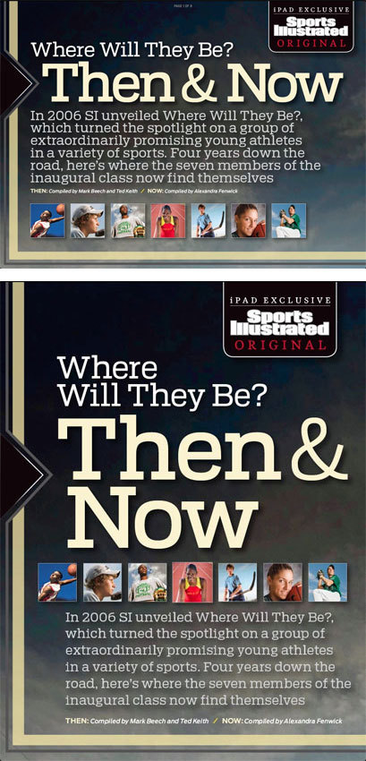 Sports Illustrated – 2010 inside pages 8