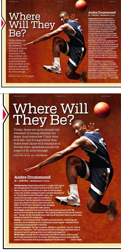 Sports Illustrated – 2010 inside pages 7