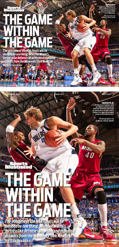 Sports Illustrated – 2010 inside pages 2
