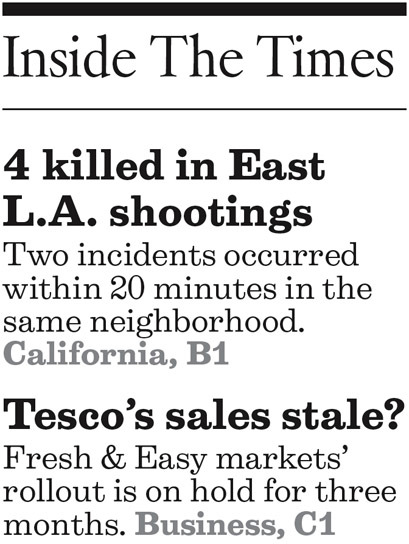 Los Angeles Times 7