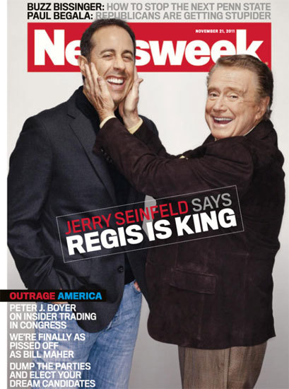 Newsweek & The Daily Beast Covers (2011) 7