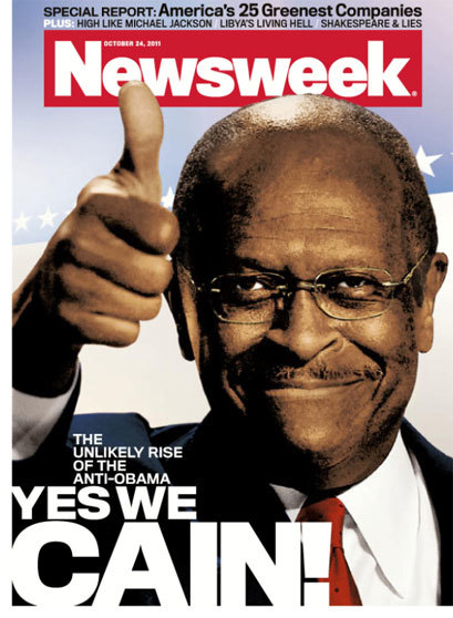 Newsweek & The Daily Beast Covers (2011) 9