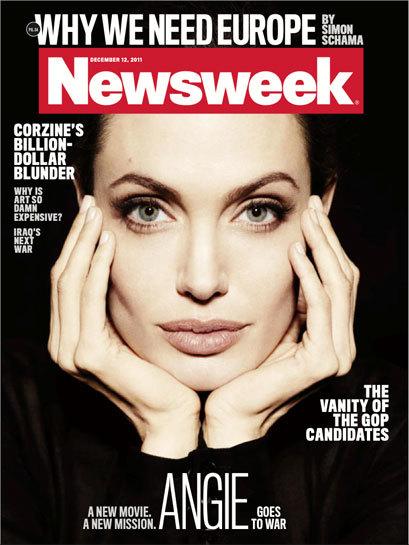 Newsweek & The Daily Beast Covers (2011) 2