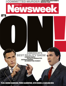 <cite>Newsweek</cite> & <cite>The Daily Beast</cite> Covers (2011)
