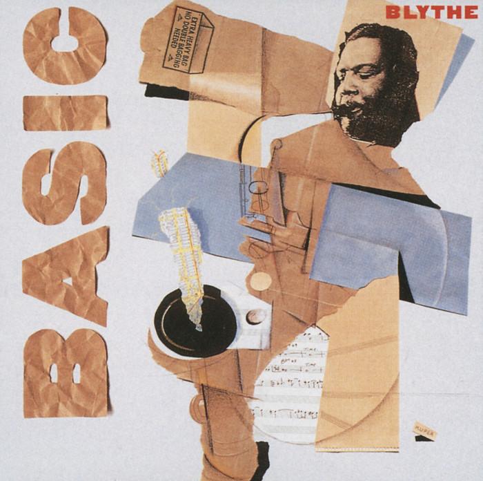 Arthur Blythe – Basic Blythe album art