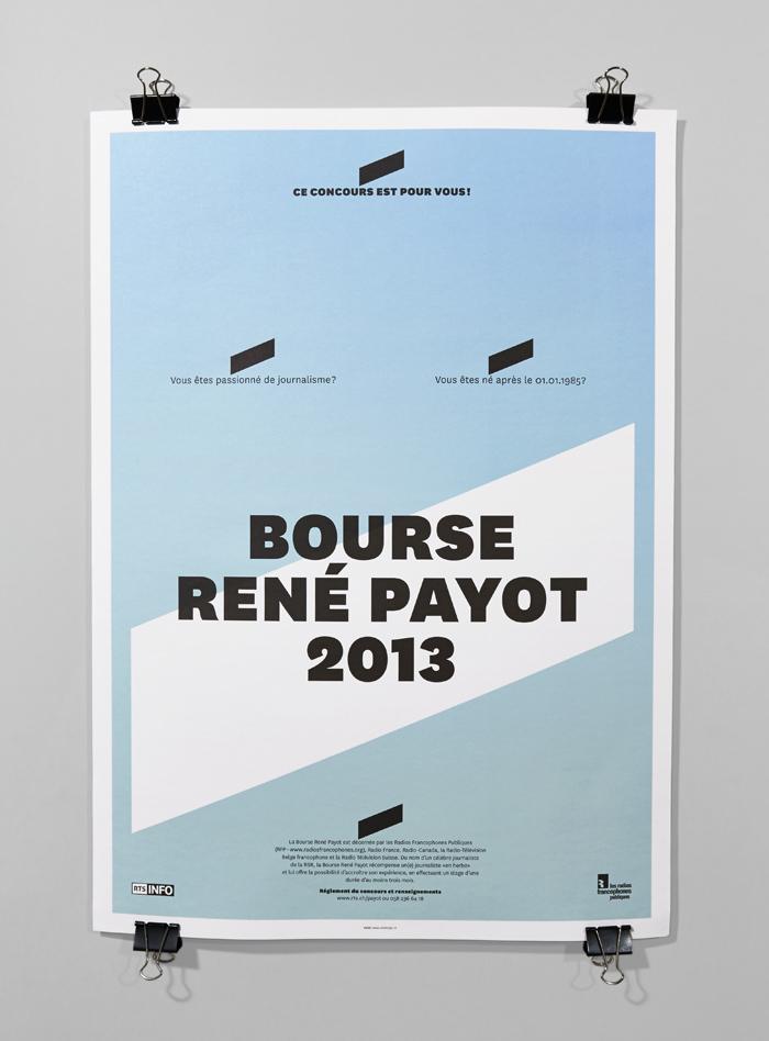 Bourse René Payot 2013 2