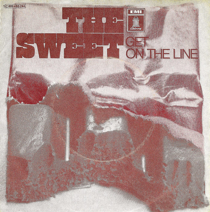 Get On The Line by The Sweet