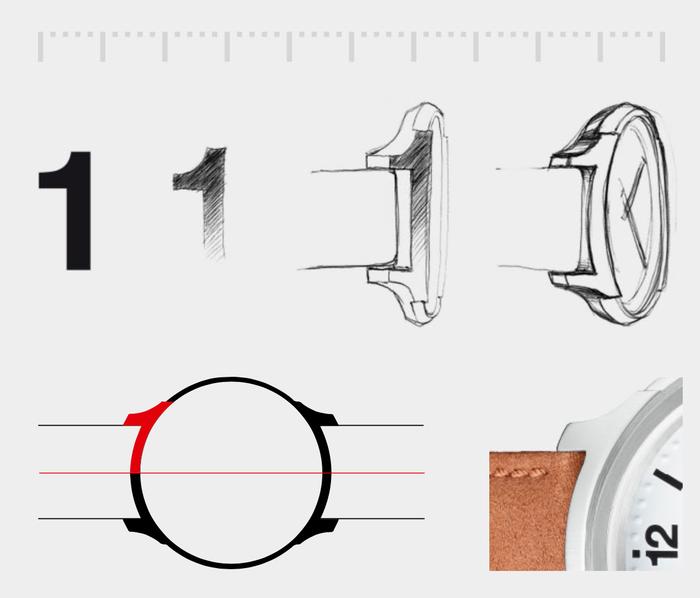Mondaine Helvetica watch series 2