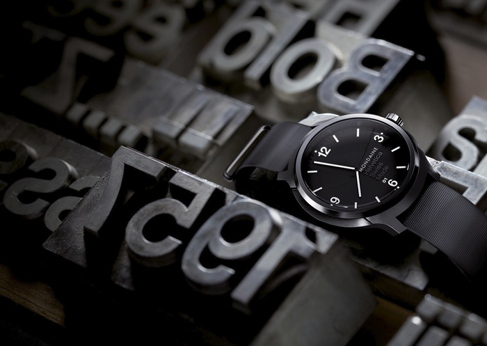 Mondaine Helvetica watch series 4