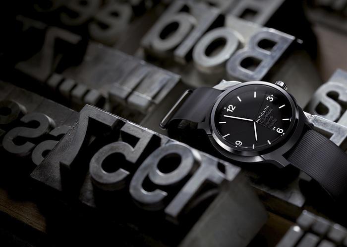 Mondaine Helvetica watch series 4