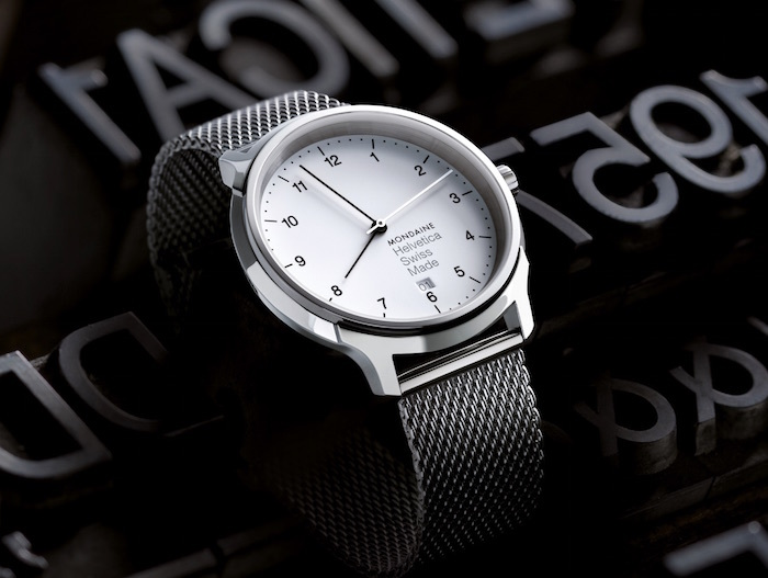 Mondaine Helvetica watch series 7