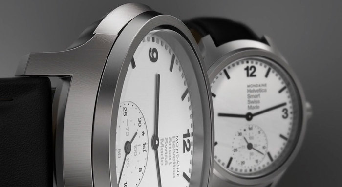Mondaine Helvetica watch series 8