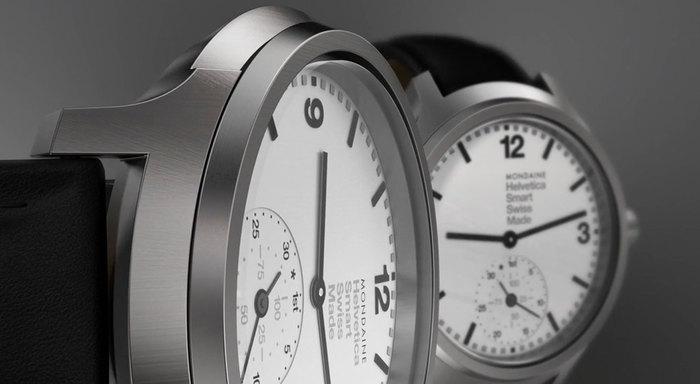 Mondaine Helvetica watch series 8
