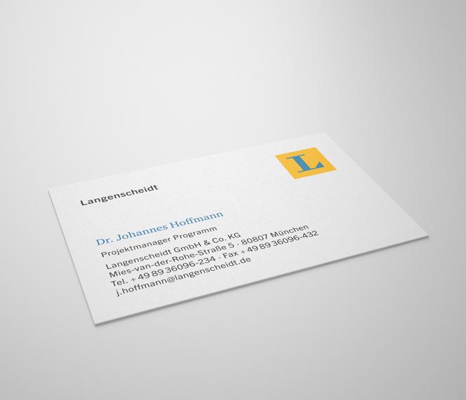 Langenscheidt identity redesign 1