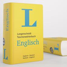 Langenscheidt identity redesign