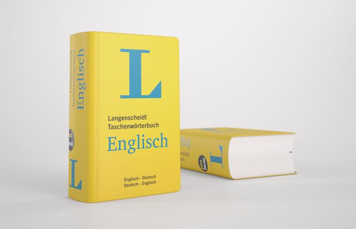 Langenscheidt identity redesign 7