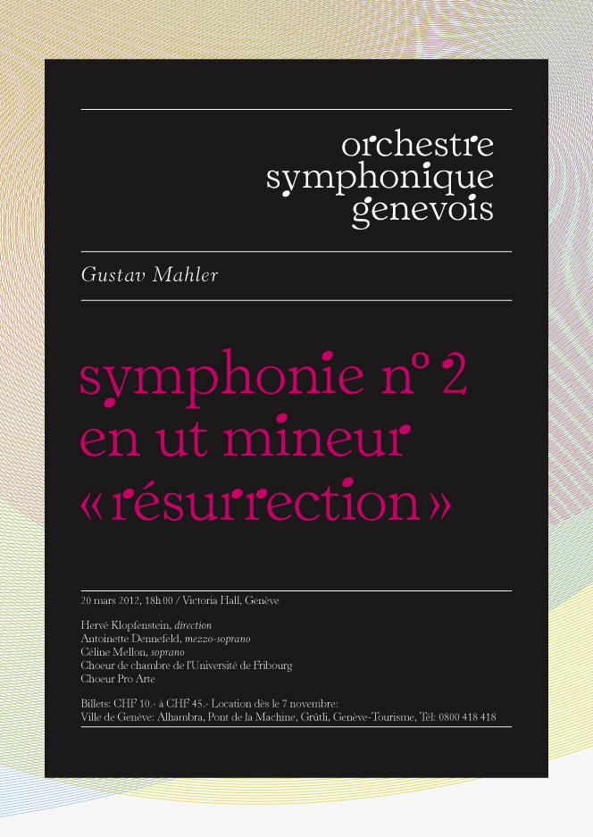 Orchestre Symponique Genevois 1