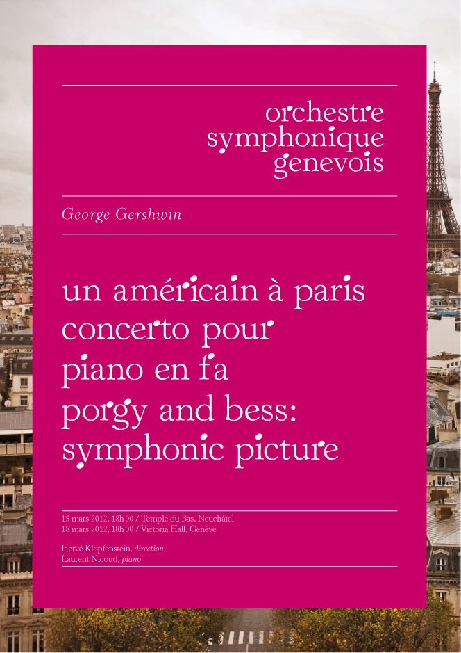 Orchestre Symponique Genevois 2