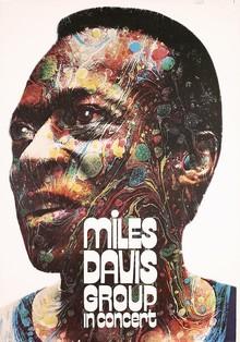 Miles Davis Group in concert