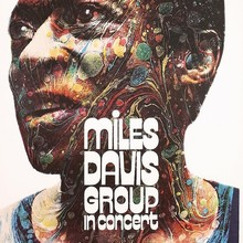 Miles Davis Group in concert