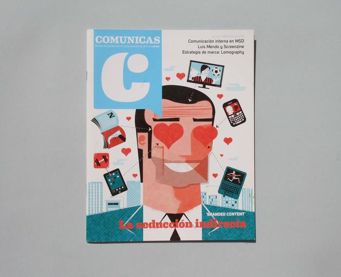 Comunicas magazine 1