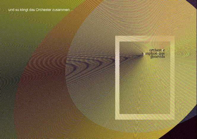Orchestre Symponique Genevois 6