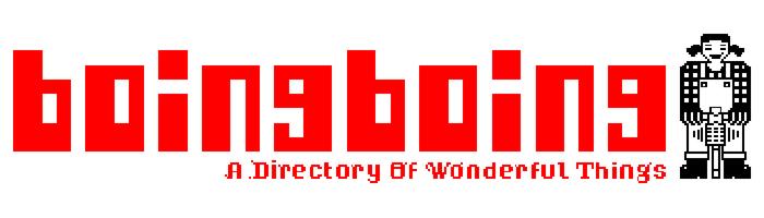 """Boing Boing """"Jackhammer Jill"""" logo (1999–2009) 4"""
