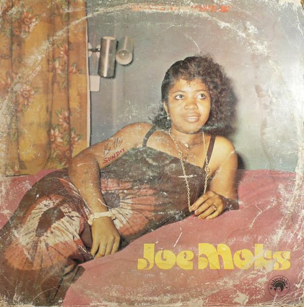 Joe Moks – Boys and Girls album art 1
