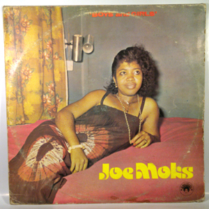 Joe Moks – Boys and Girls album art 2