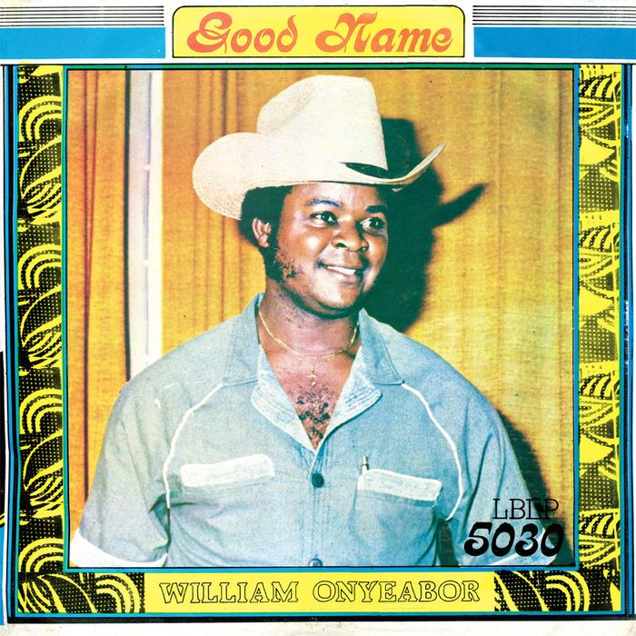 William Onyeabor – Good Name album art 1