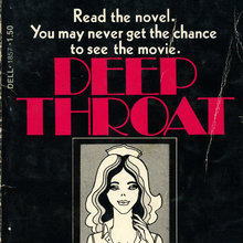 <cite>Deep Throat</cite> by D.M. Perkins