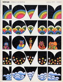 <cite>Novum Gebrauchsgraphik</cite>, Issue 6/1972