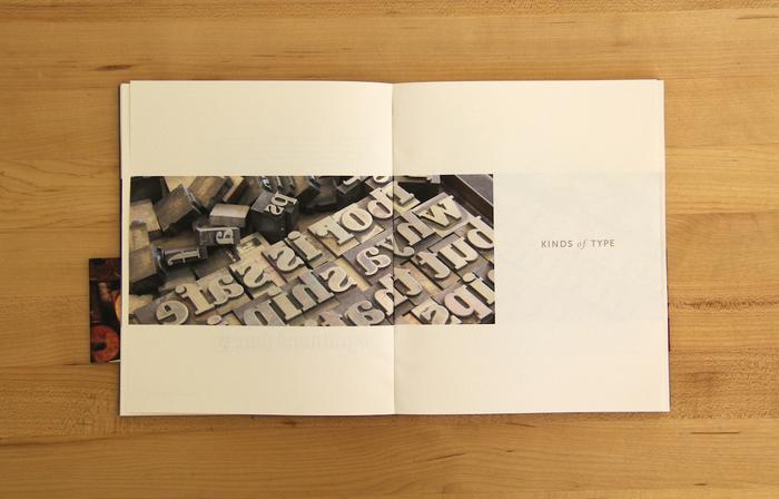 History of letterpress: When Type Kisses Paper 2