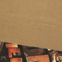 <cite>History of letterpress: When Type Kisses Paper</cite>