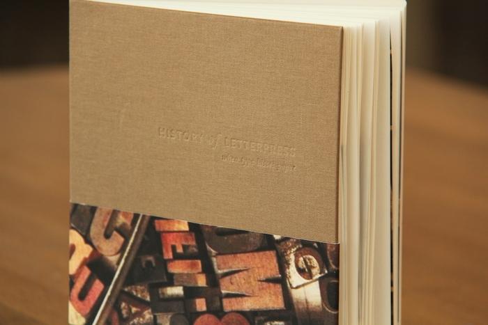 History of letterpress: When Type Kisses Paper 3
