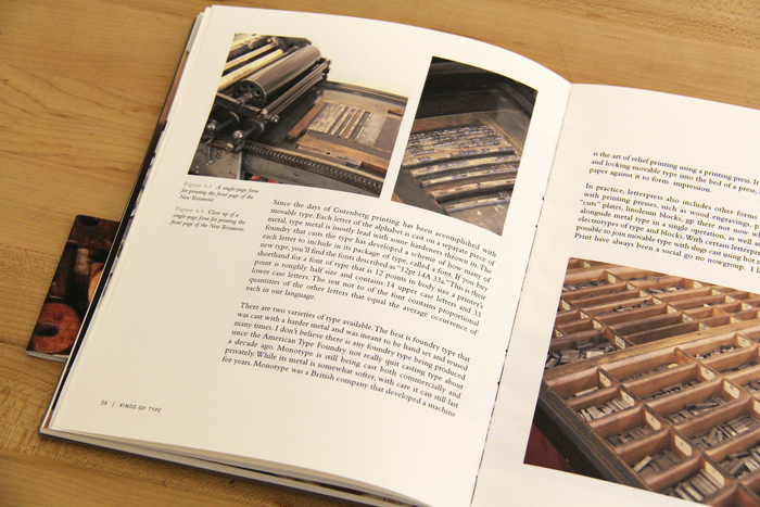 History of letterpress: When Type Kisses Paper 4